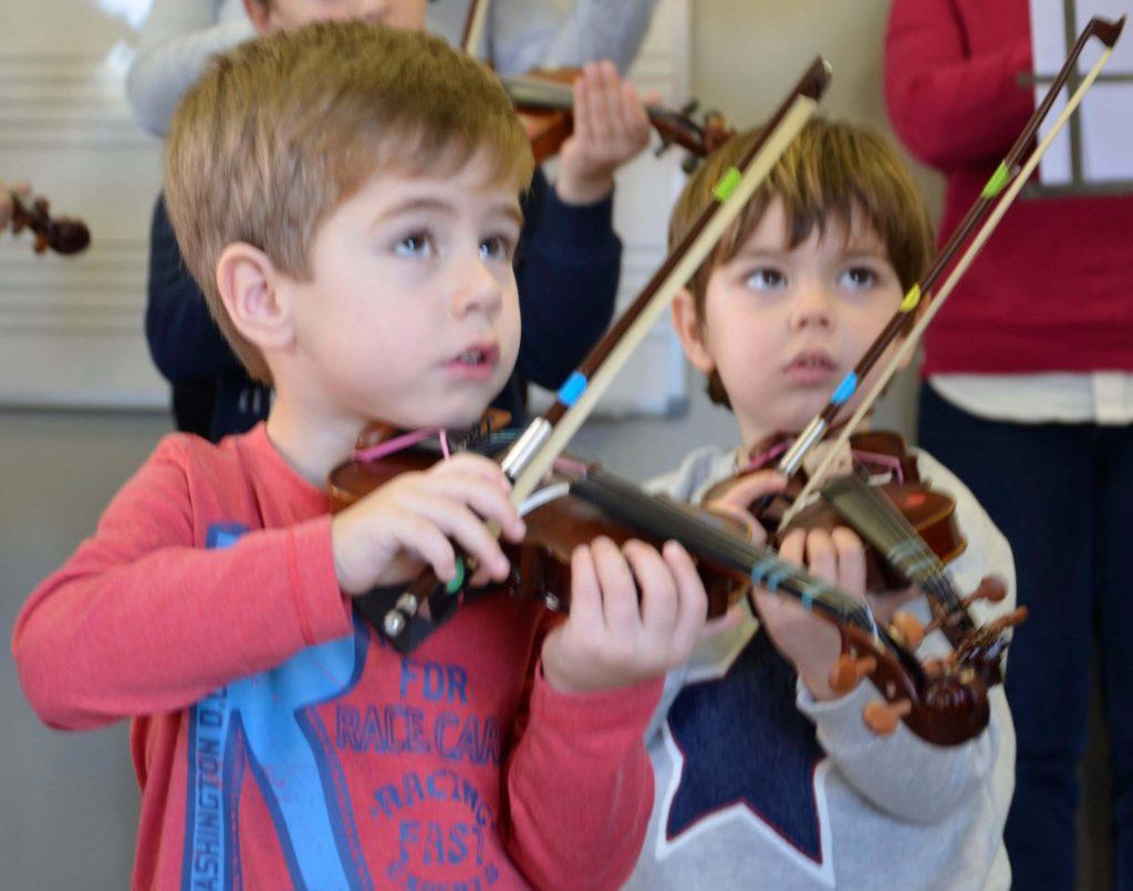clases colectivas violin valencia